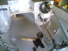 bremserør montert