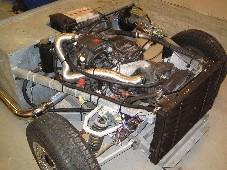 Ferdig montert Citroen Motor 1,4 75 HK