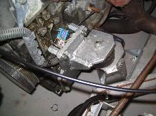 Motorfester lagd i 10 mm jern.